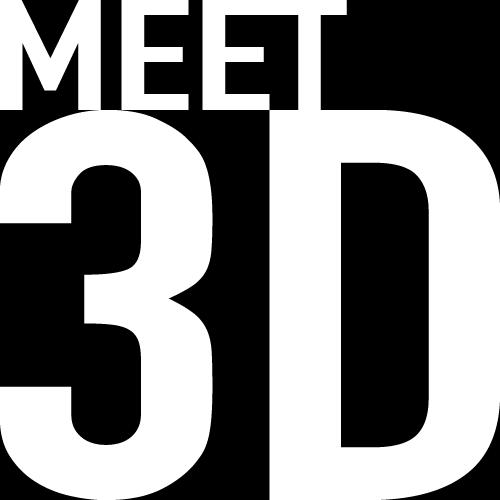 Meet3D logo